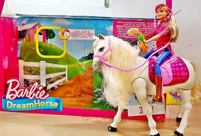 Barbie DreamHorse